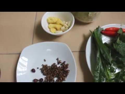 CÁCH LÀM CHẲM CHÉO   THEO HOA BAN FOOD