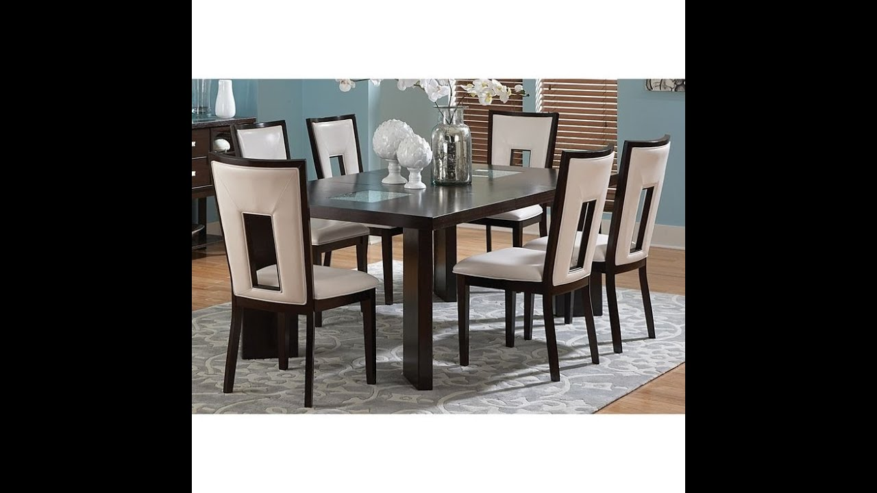 sc 1 st  YouTube & Discount Dining Room Furniture Sets - YouTube