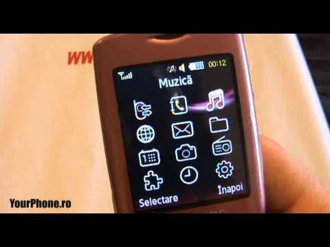 Samsung S3100 Review in Romana