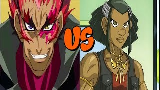 The King of Games Tournament IV: Nistro vs Axel (Match #28)