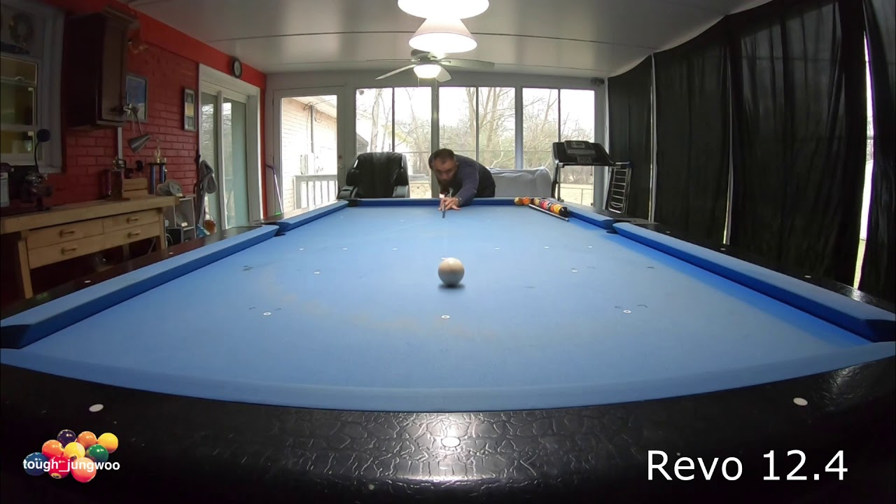 Revo 12 4mm VS Cuetec Cynergy 15K updated review, Pool Lesson