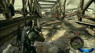 Resident Evil 5 PC Gameplay 1920X1080 Maxed Out Settings Win 7 HD Part 2