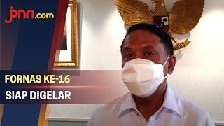 Ketua Kormi Temui Menpora, Fornas VI Siap Digelar Sesuai Rencana - JPNN.com