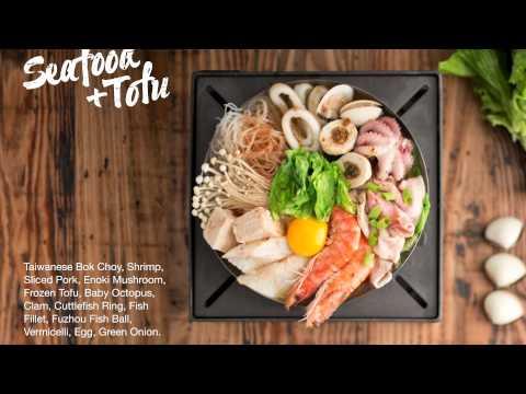 Boiling Point Hot Soup Specialty Restaurant Food Menu (Concept Store Pasadena California)