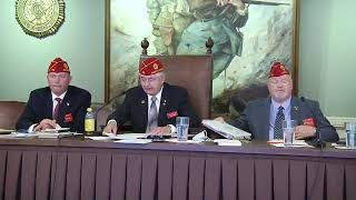 The American Legion Spring NEC Day 2