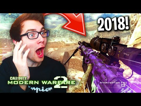MW2 REMASTERED COMING OUT NEXT MONTH! (Trickshotting Comeback?)