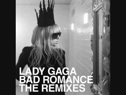 Lady GaGa- Bad Romance (Skrillex Remix) (HD)