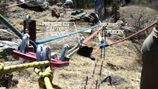WHEN WORLDS COLLIDE: Rope Access Rescue VS Backcountry High Angle Rescue Techniques