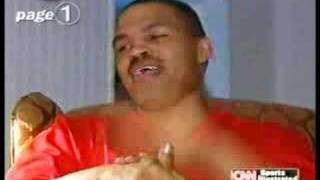 Interview with Gerald McClellan 6 Years After the Benn Fight