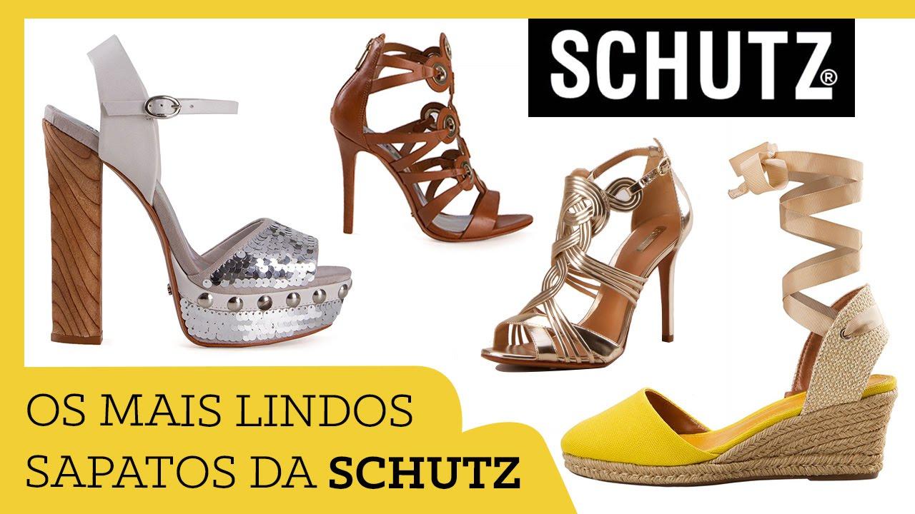9222565fb Schutz - Coleção de Sapatos Femininos  Farfetch   01 - YouTube