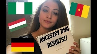 IM NIGERIAN ANCESTRY DNA MIXED RACE RESULTS