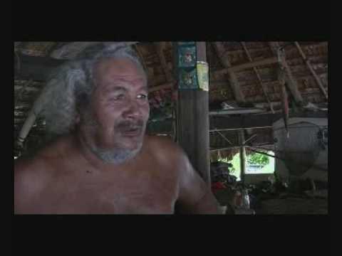 Polynesian Chief Taumako Clan.  Polynesian Outlier
