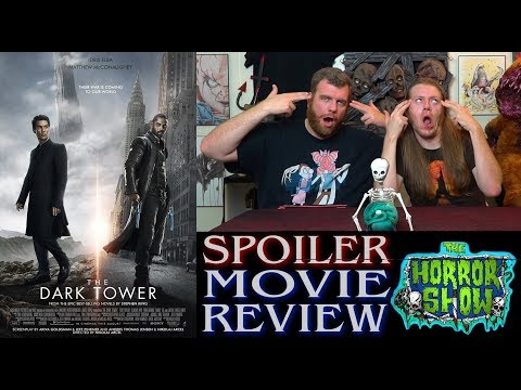 """The Dark Tower"" 2017 Stephen King SPOILER Movie Review – The Horror Show"