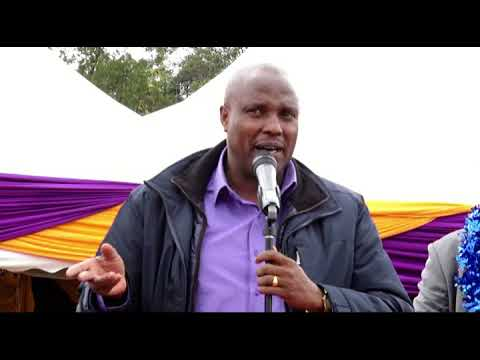 Image result for Keiyo South MP Daniel Rono