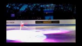 видео: Юлия Липницкая & LaraFabian - Je t'aime .wmv