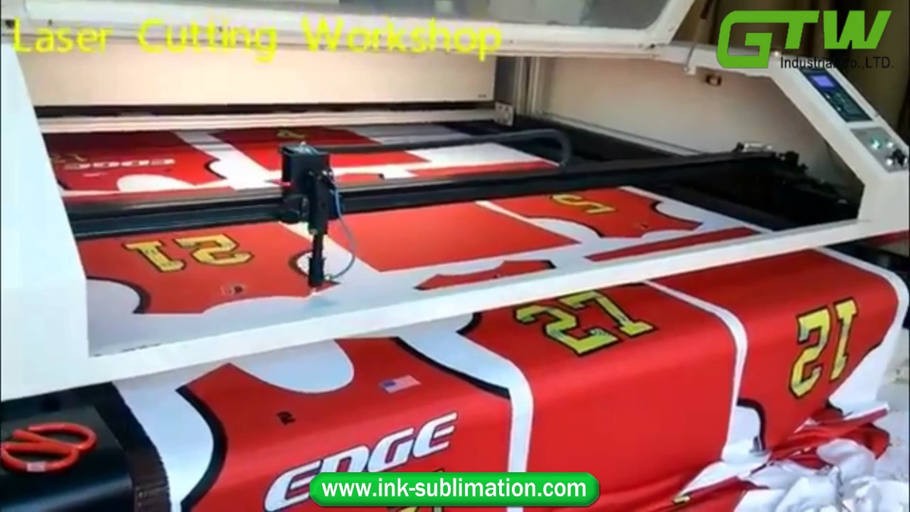 How to Make a Sportswear with Sublimation Printing?