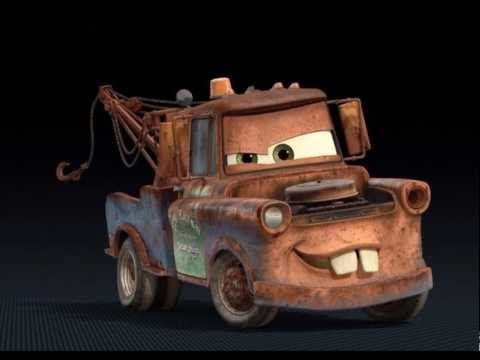 Cars 2- Mater's Theme