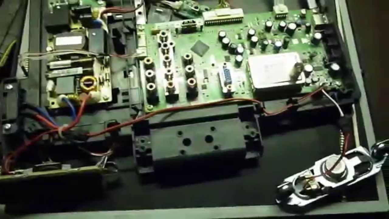 Как из монитора сделать телевизор: особенности подключения