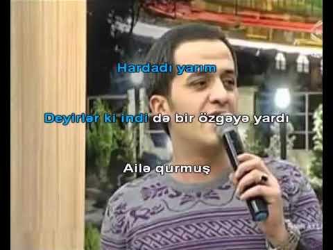 Röya - Hərə Öz Sevdiyini Çağırsın (Lyric Video)