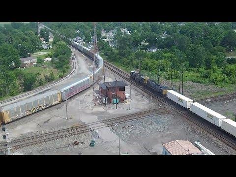 Train Lovers Loving Trains