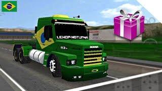 ⇢Skin 113H do BRASIL 🇧🇷 | Grand Truck Simulator