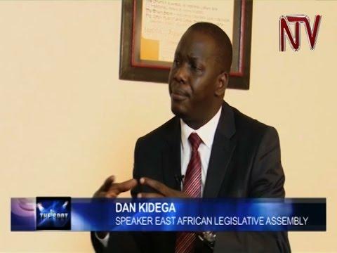 On The Spot: Hon. Dan Kidega, speaker of East African Legislative Assembly