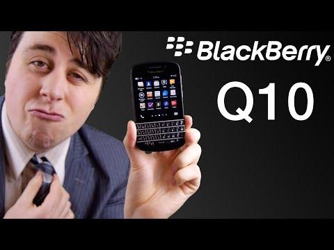 Blackberry Q10 Retro Unboxing