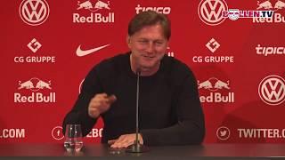 RB Leipzig: PK vor dem Auswärtsspiel gegen VfL Wolfsburg