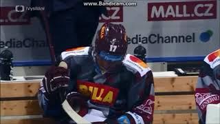 HC Sparta - HC Plzeň 2:4 (Sparta vzdává hold 2018)