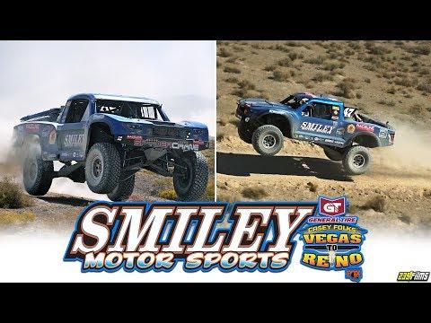 Smiley Motorsports 2019 BITD Vegas to Reno