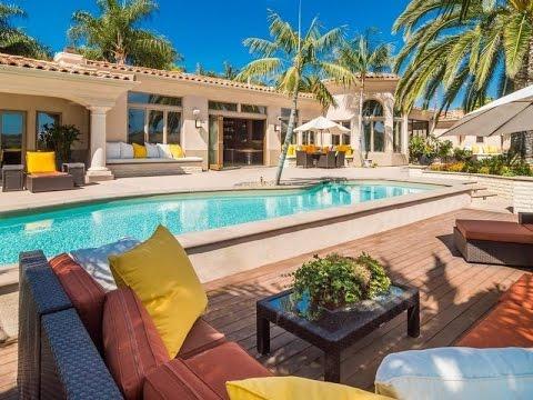 Luxurious Private Beach Living in Carlsbad, California