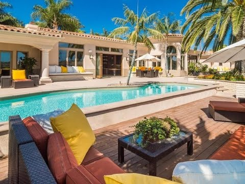 Luxurious Private Beach Living In Carlsbad California