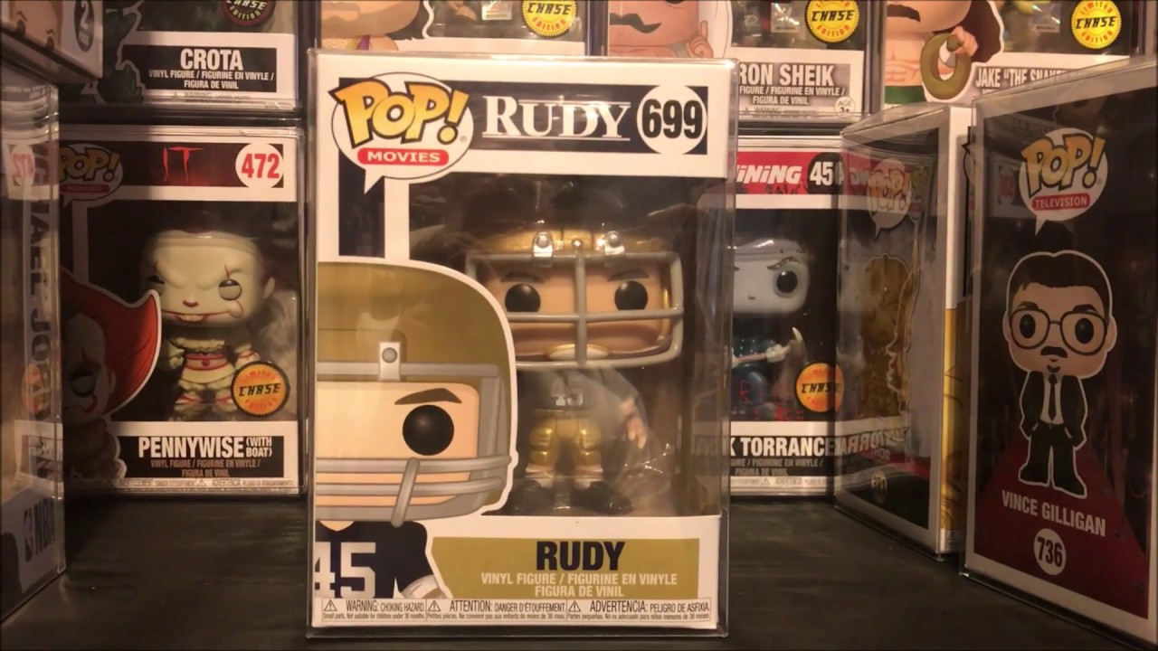 Movies Rudy 35724 Rudy Funko POP
