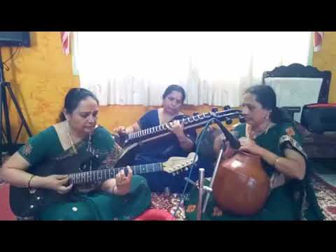 Hai apna dil toh awara (instrumental): By women guitarists a must watch