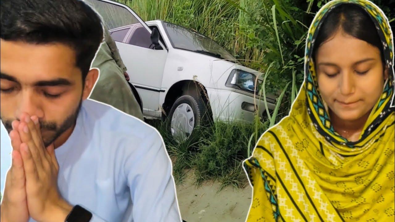 Road Accident Alhamdolillah Family Safe 🙏