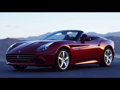 Ferrari California T >> Ferrari California T Review Driving Interior Full Official Film New Ferrari Ad CARJAM TV 2016 ...