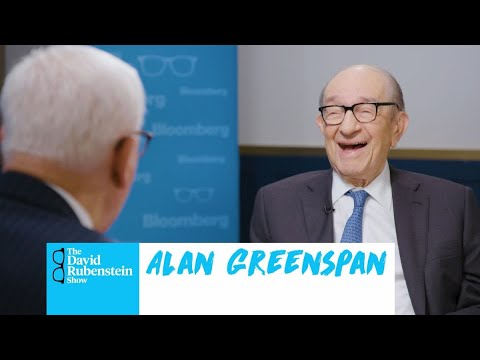 The David Rubenstein Show: Alan Greenspan