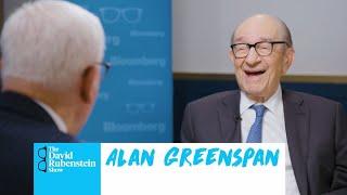 The David Rubenstein Show: Alan Greenspan