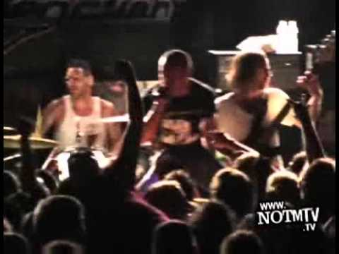 The Dillinger Escape Plan at Chain Reaction (Aug 6, 2008)