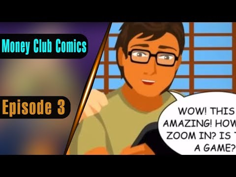 Money Club Comics Animation Part 3 - Cartoons Central