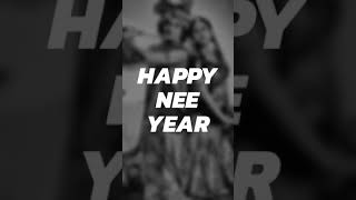 Happy new year 2019 watsapp status radha krishna vm full screen