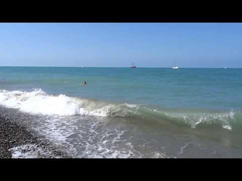 Шум моря для релаксации. Пляж \