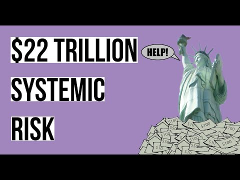 The Giant $22 Trillion Systemic Risk That Plagues the Financial System in 2018!