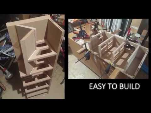 satorique 4 high end lautsprecher youtube. Black Bedroom Furniture Sets. Home Design Ideas