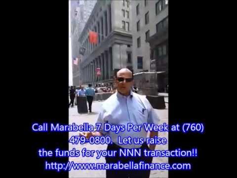 Let Us Arrange The Funds For Your Net Lease Transaction - Marabella Commercial Finance,  Inc.