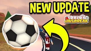 Roblox Jailbreak NEW WORLD CUP UPDATE!? ⚽ *NEW LEAKS!*