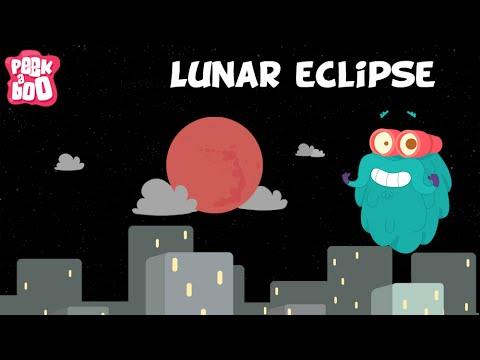 Lunar Eclipse   The Dr. Binocs Show   Educational Videos For Kids