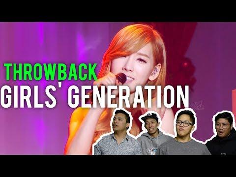 GIRLS' GENERATION THROWBACK #2