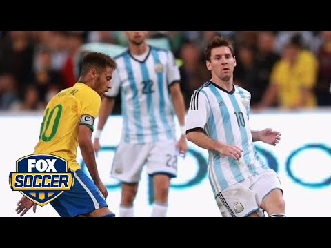 Here's How World Cup 2018 Qualifying Works In South America | FOX SOCCER