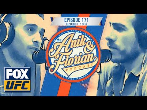 UFC Moscow recap, Kevin Iole, UFC São Paulo preview | EPISODE 171 | ANIK AND FLORIAN PODCAST